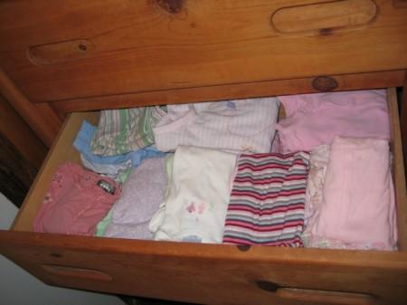 Baby Flo's room