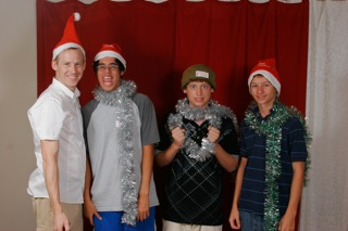 Christmas Parties Photo Booth 2010 4