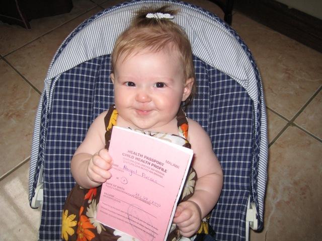 Immunizations with Health Passport