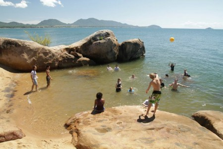 Lake Malawi at Camp