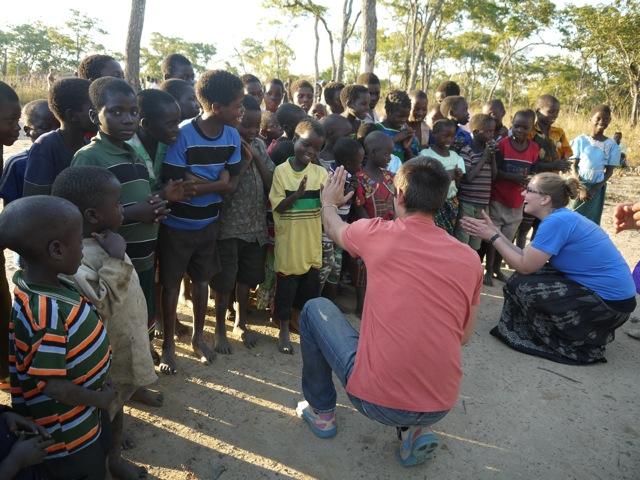With Village Kids