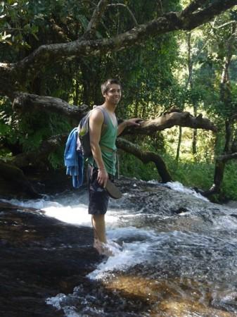Ryan at Zomba