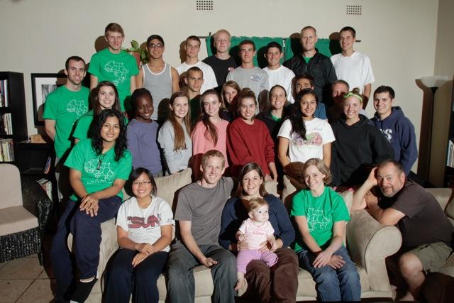 GCC HS Team Photo