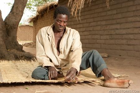 Bamboo Mat Maker