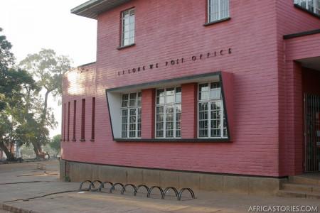 Lilongwe Post Office
