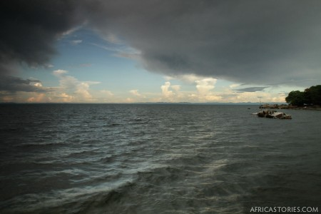 Storm over Lake Malawi