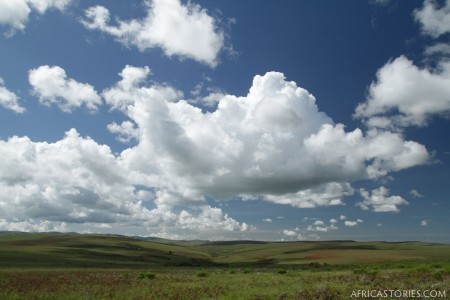 Clouds over Nyika Plateau