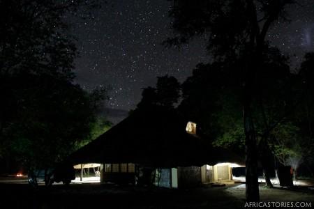 Stars over Kuti