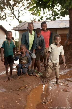 Kids of Moya