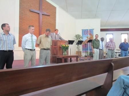 IBF elders 2012
