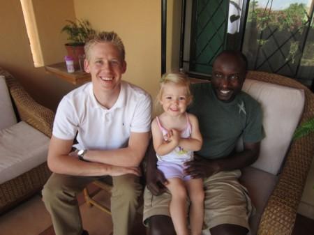 Kwacha Matt and Abi