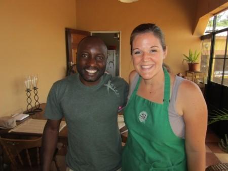 Kwacha and Rachel